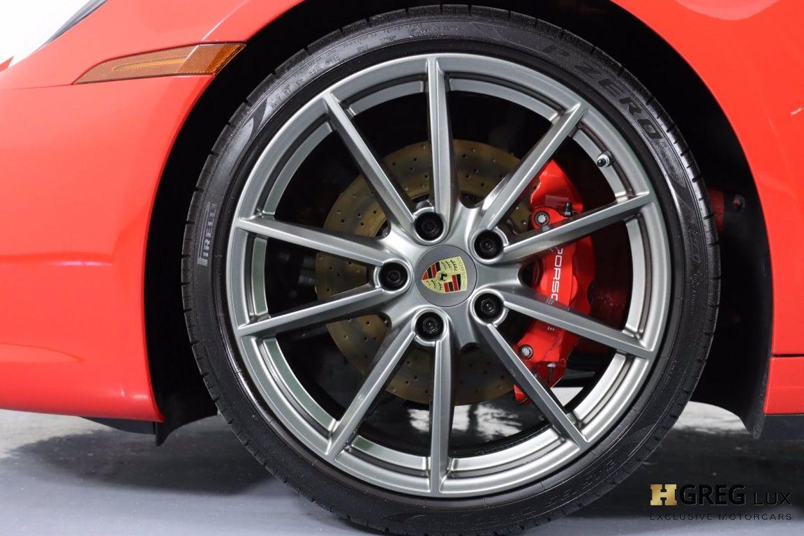 2020 Porsche 911 Carrera 4S #28