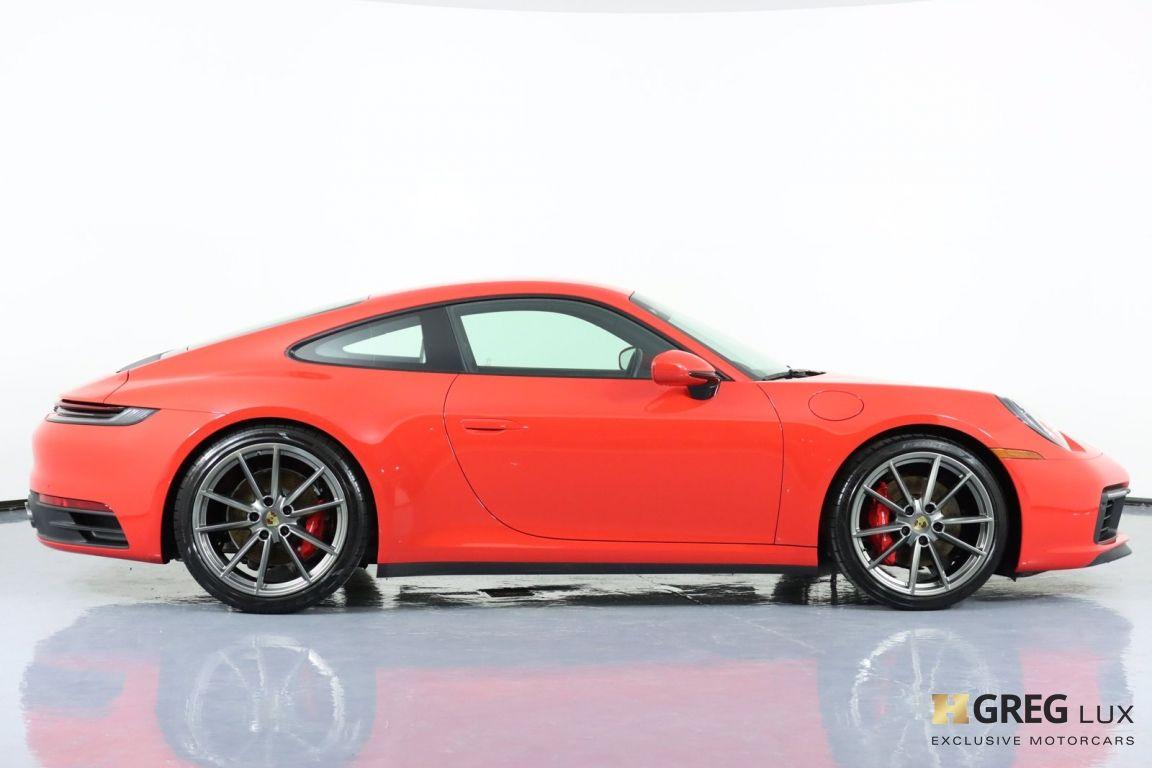 2020 Porsche 911 Carrera 4S #10