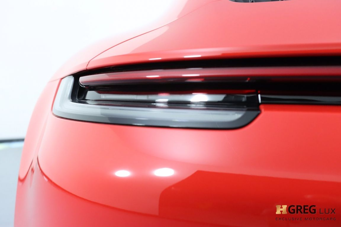 2020 Porsche 911 Carrera 4S #20