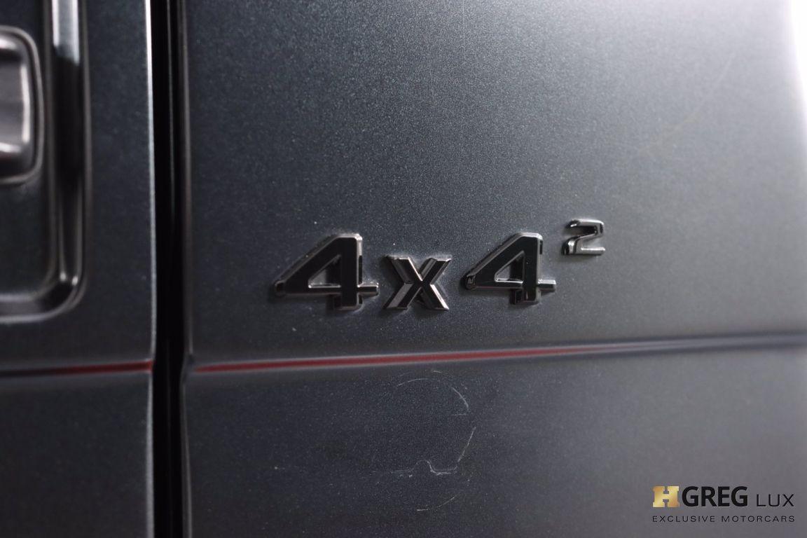 2018 Mercedes Benz G Class G 550 4x4 Squared #23