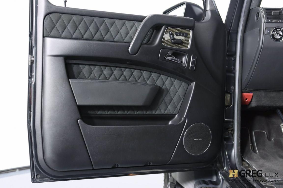 2018 Mercedes Benz G Class G 550 4x4 Squared #45
