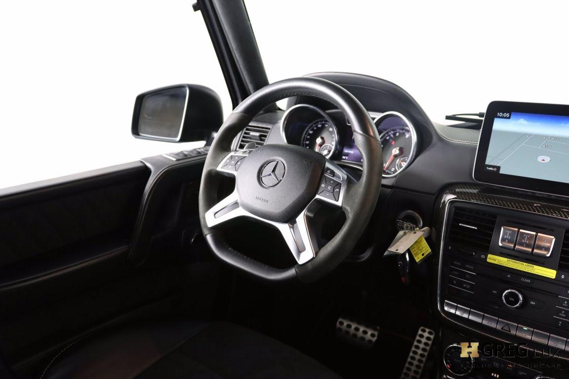 2018 Mercedes Benz G Class G 550 4x4 Squared #55