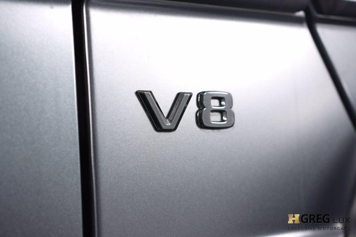 2018 Mercedes Benz G Class G 550 4x4 Squared #17