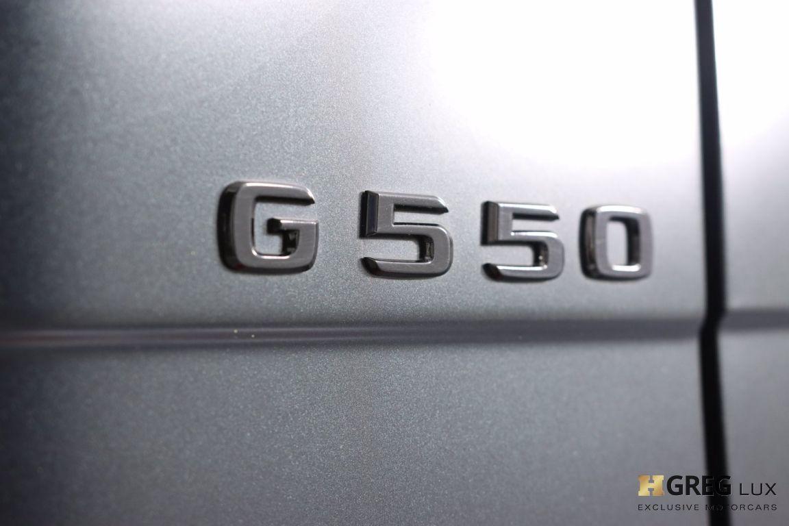 2018 Mercedes Benz G Class G 550 4x4 Squared #25