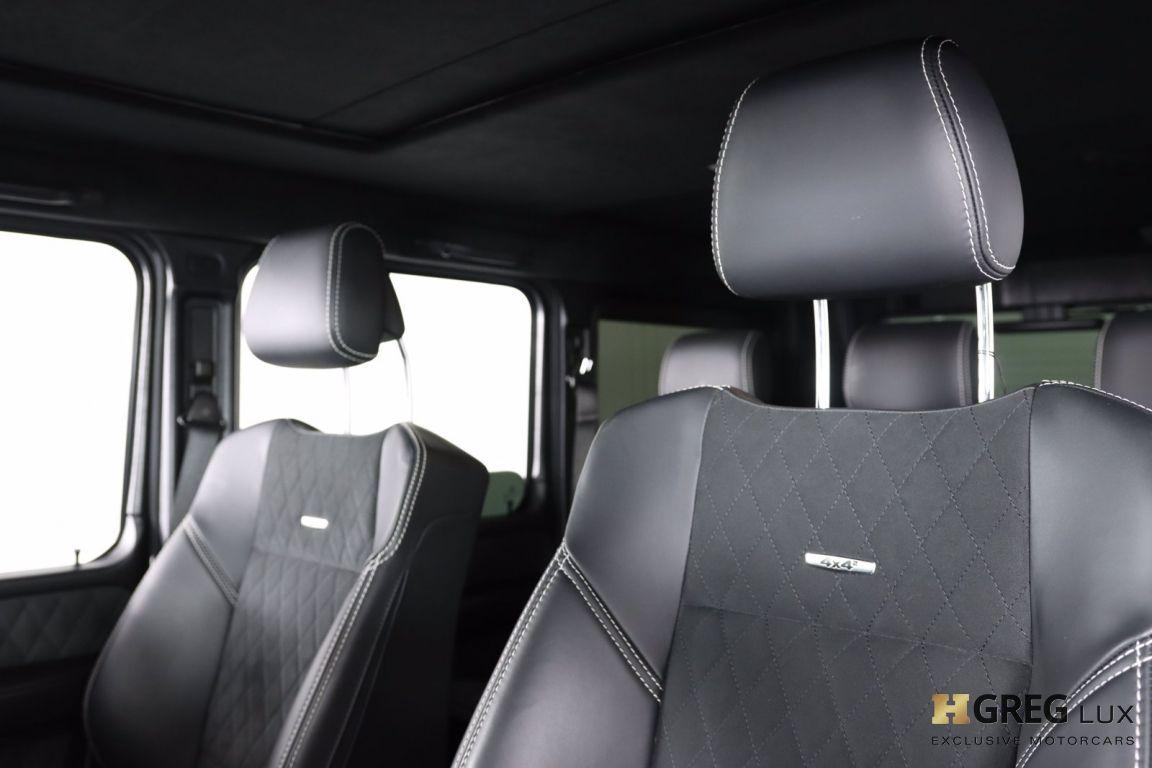 2018 Mercedes Benz G Class G 550 4x4 Squared #2