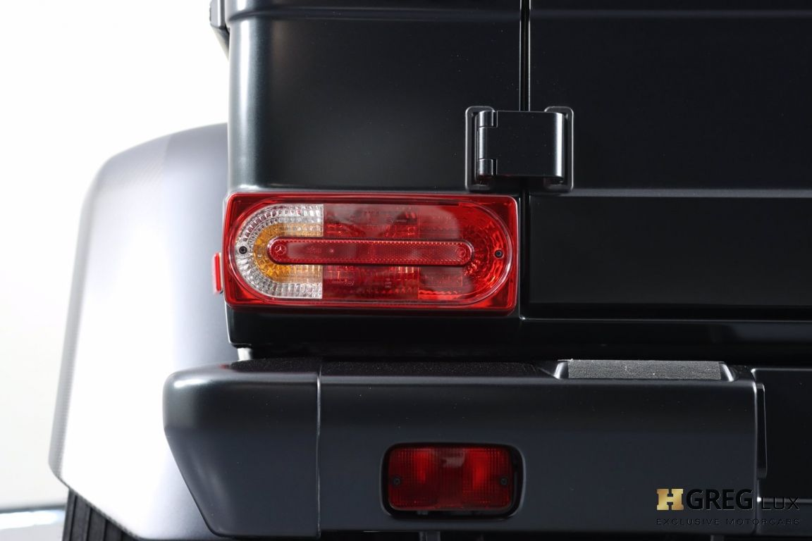 2018 Mercedes Benz G Class G 550 4x4 Squared #21