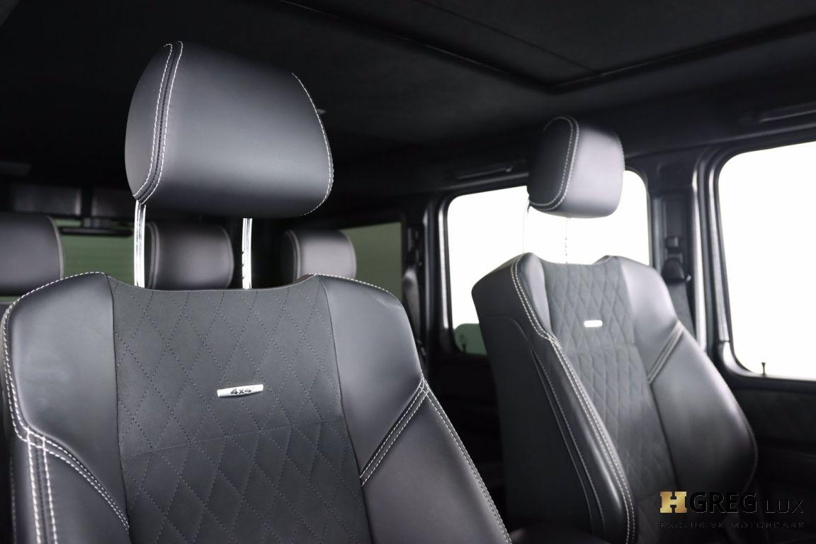 2018 Mercedes Benz G Class G 550 4x4 Squared #39
