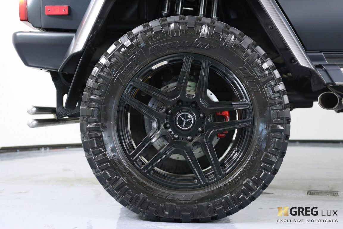 2018 Mercedes Benz G Class G 550 4x4 Squared #12