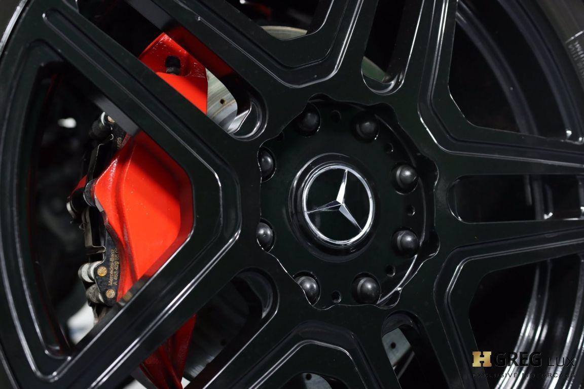2018 Mercedes Benz G Class G 550 4x4 Squared #31