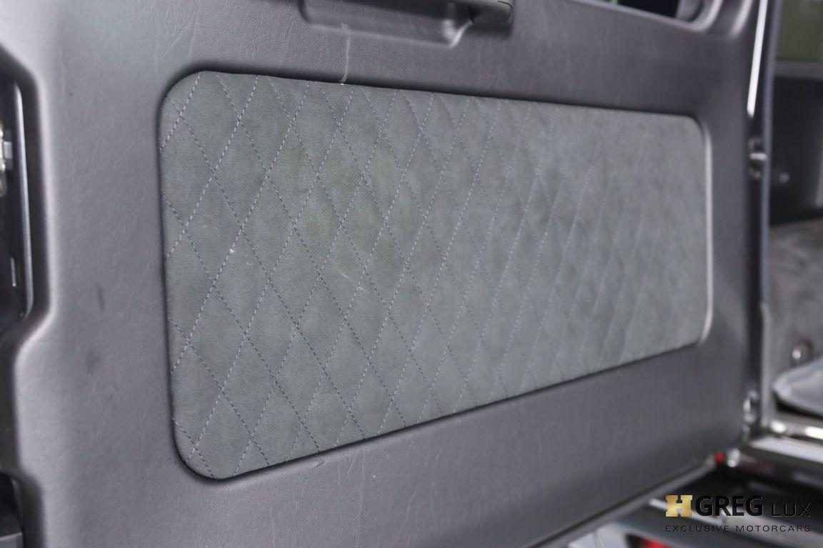 2018 Mercedes Benz G Class G 550 4x4 Squared #66