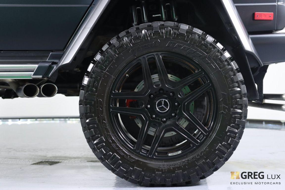 2018 Mercedes Benz G Class G 550 4x4 Squared #33