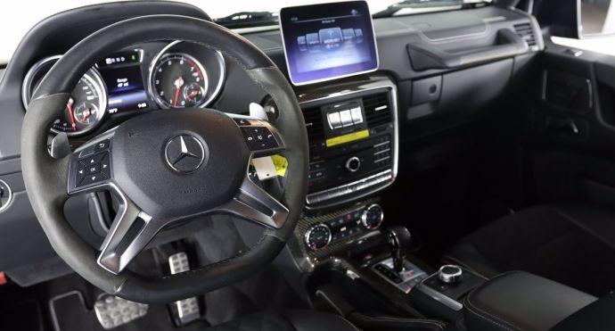 2018 Mercedes Benz G Class G 550 4x4 Squared #1