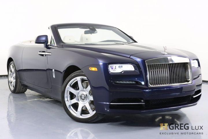 2019 Rolls Royce Dawn  #0