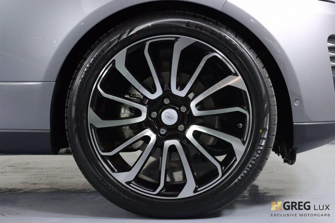 2020 Land Rover Range Rover HSE #12