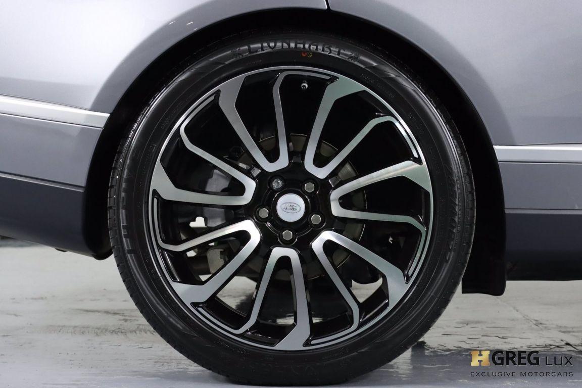 2020 Land Rover Range Rover HSE #14