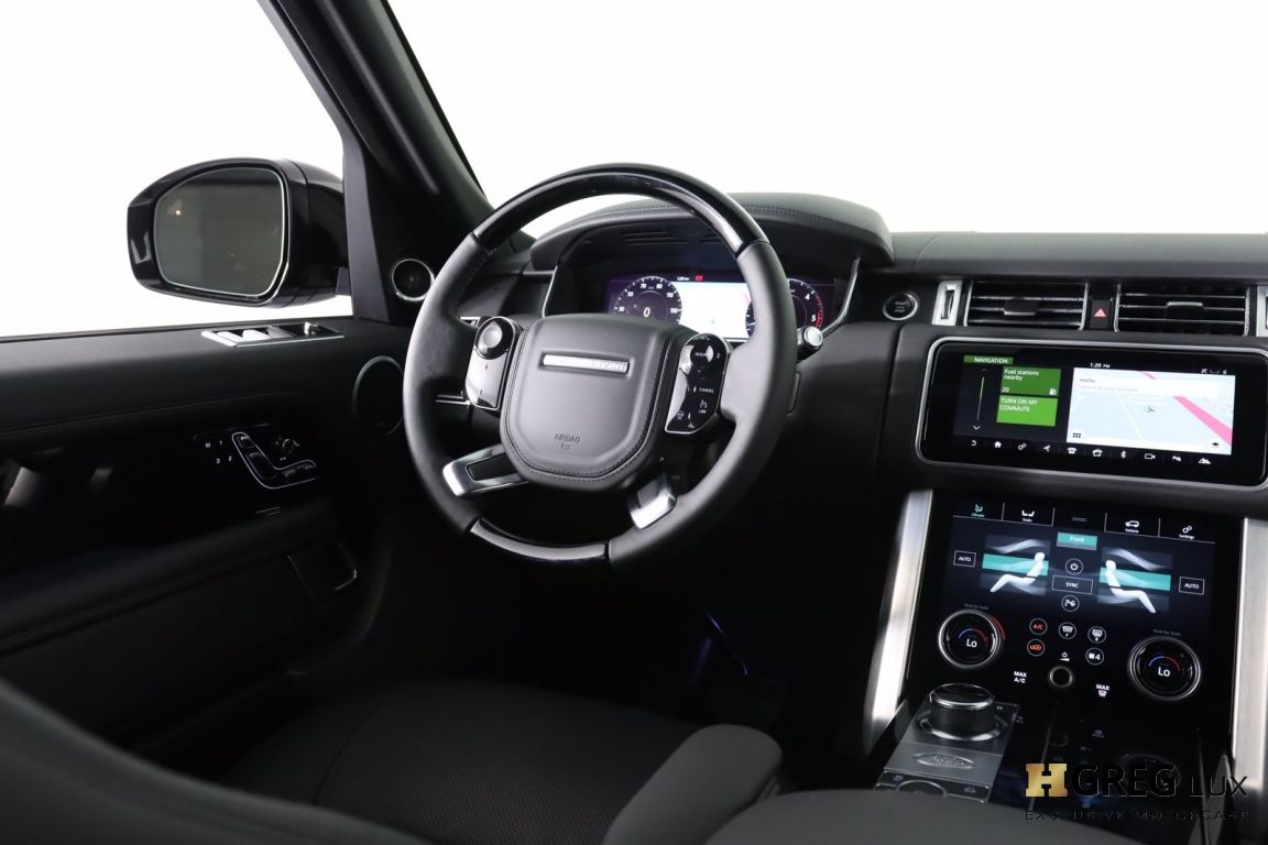 2020 Land Rover Range Rover HSE #54