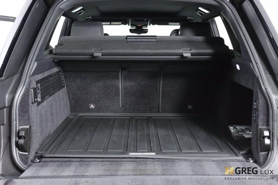 2020 Land Rover Range Rover HSE #57
