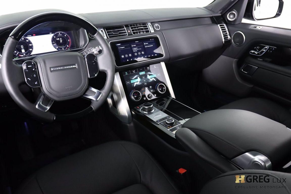 2020 Land Rover Range Rover HSE #1