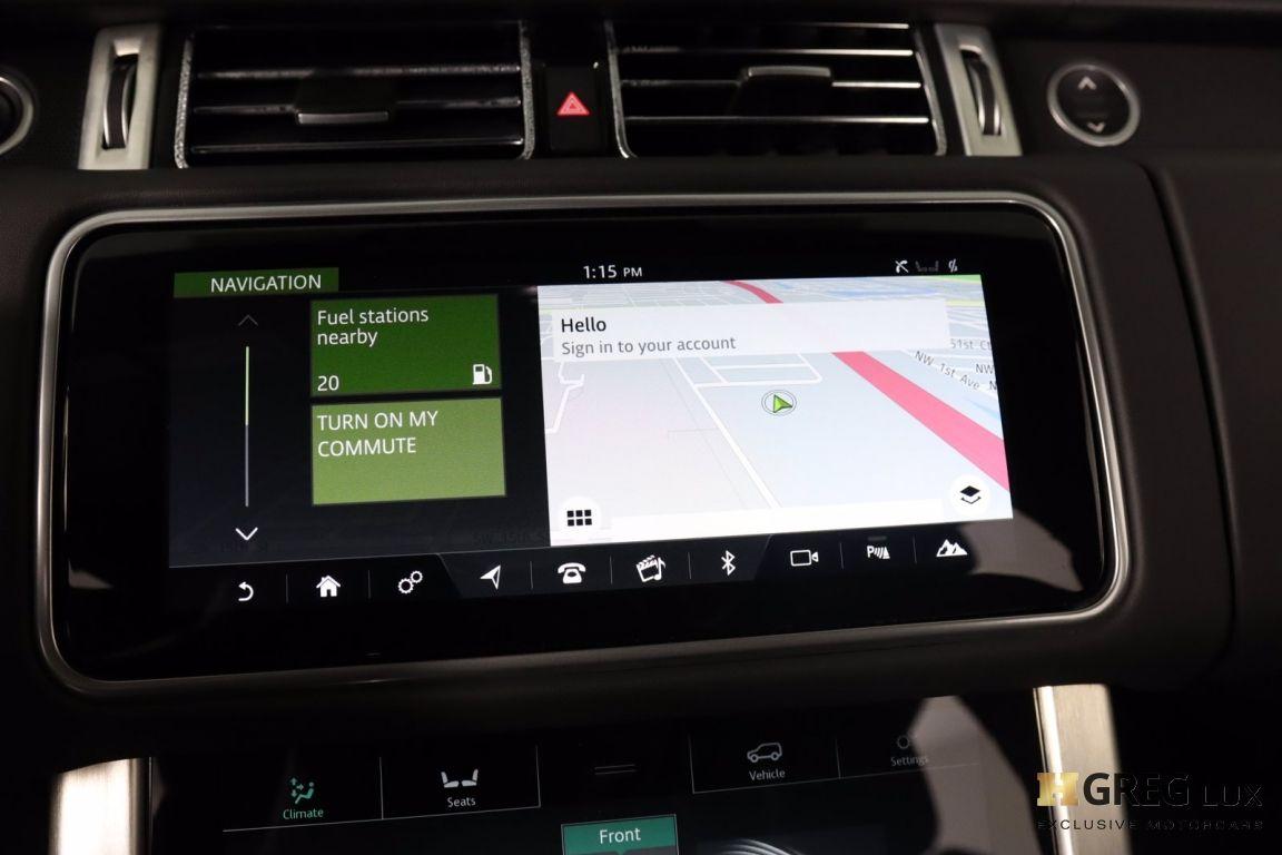 2020 Land Rover Range Rover HSE #43