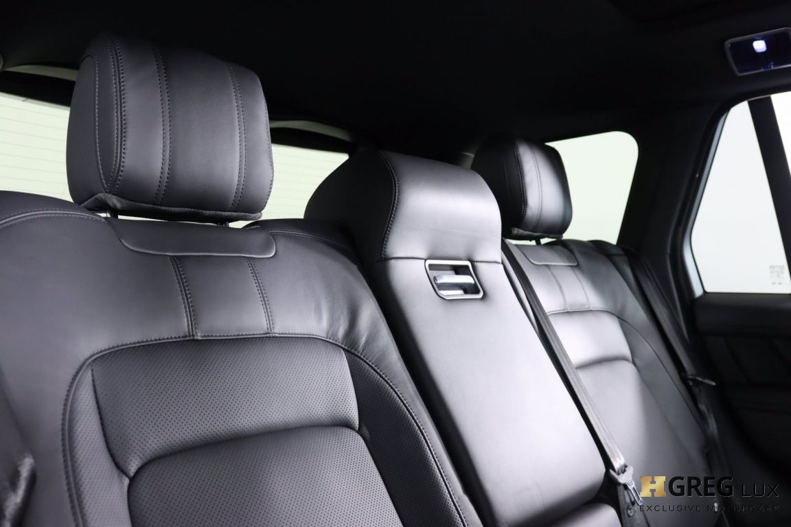 2020 Land Rover Range Rover HSE #36