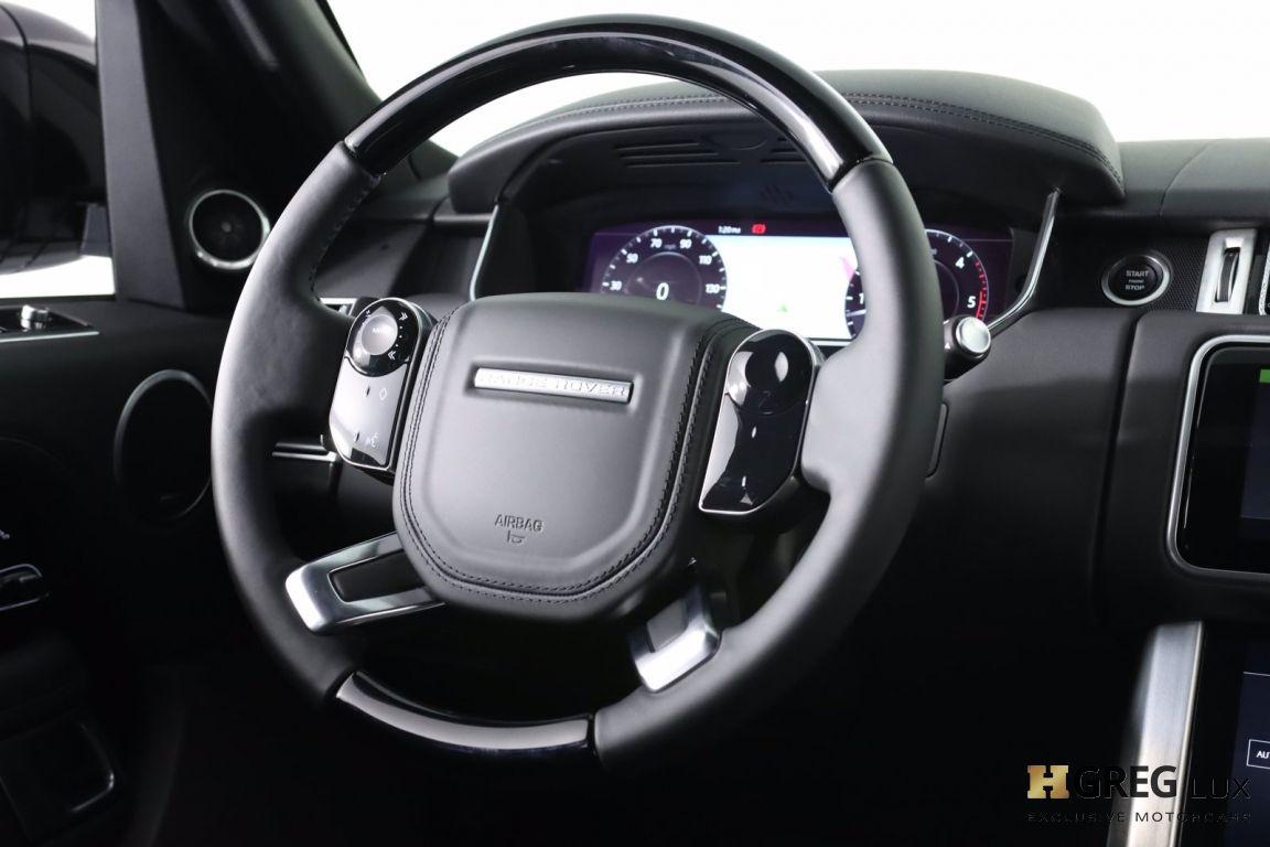2020 Land Rover Range Rover HSE #55
