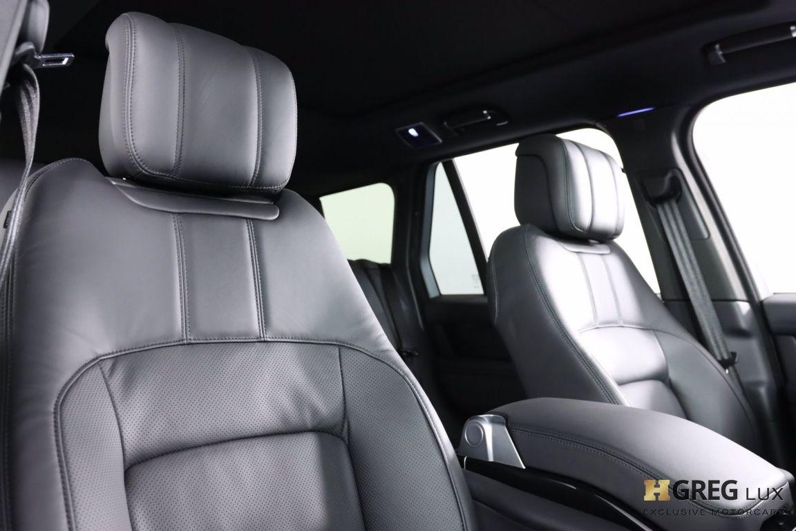 2020 Land Rover Range Rover HSE #34
