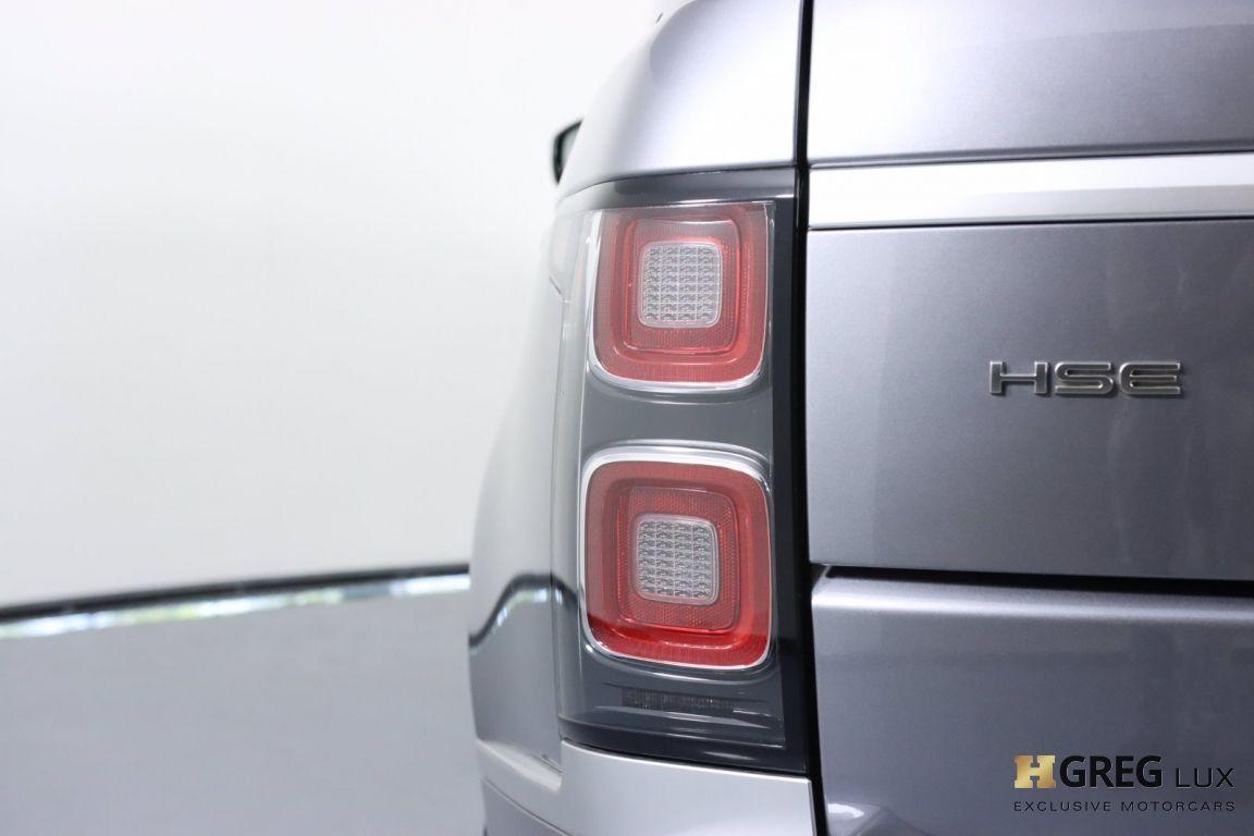 2020 Land Rover Range Rover HSE #19