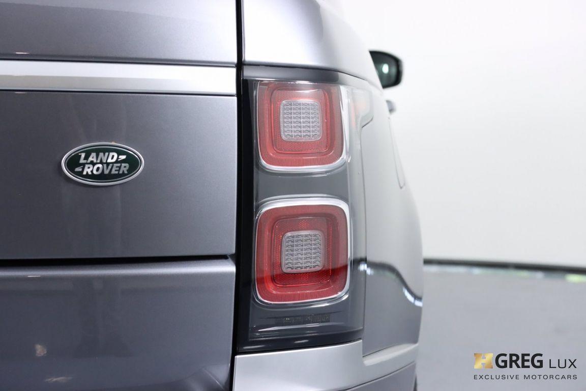 2020 Land Rover Range Rover HSE #20