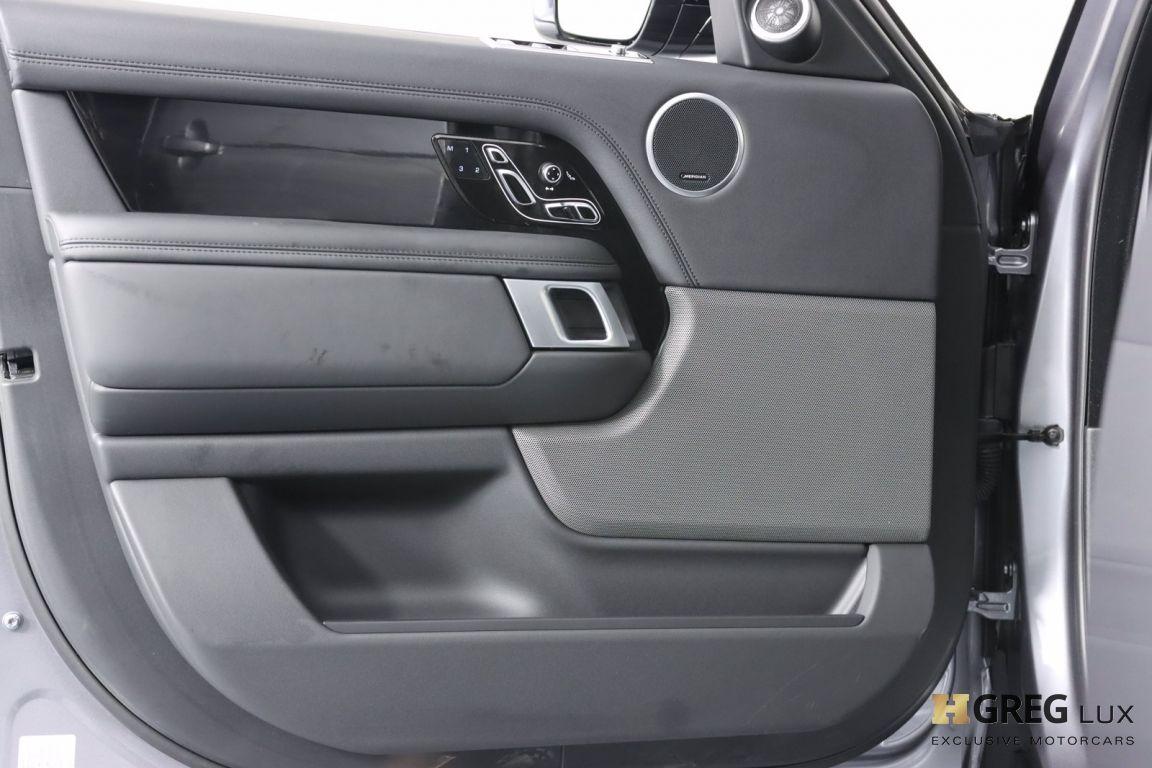 2020 Land Rover Range Rover HSE #38