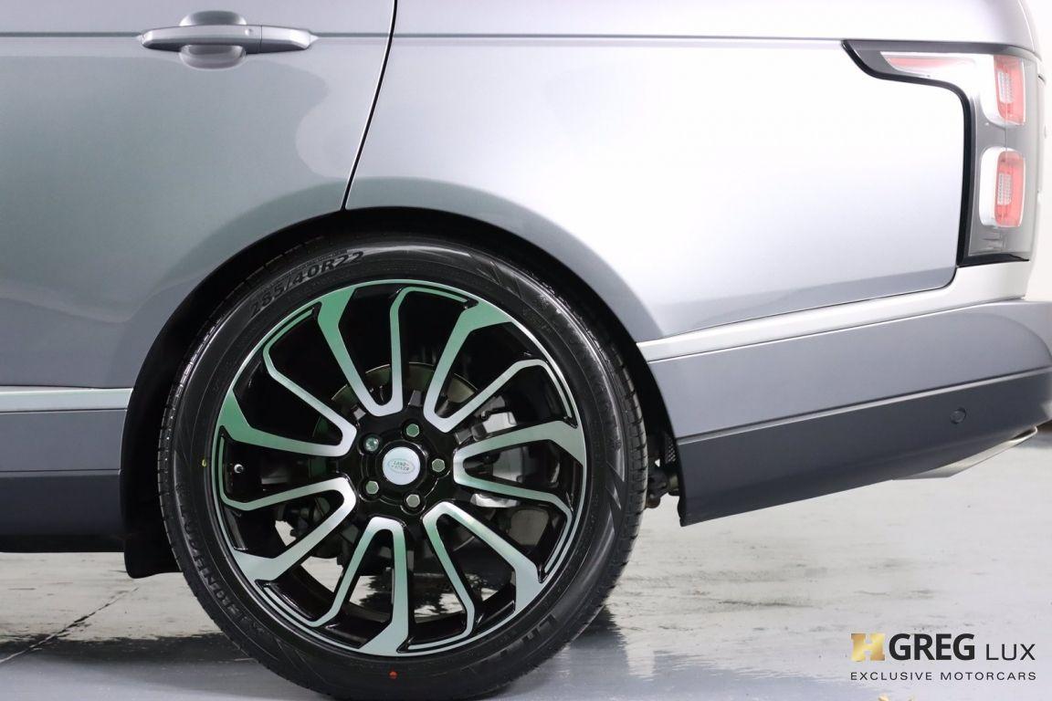 2020 Land Rover Range Rover HSE #28