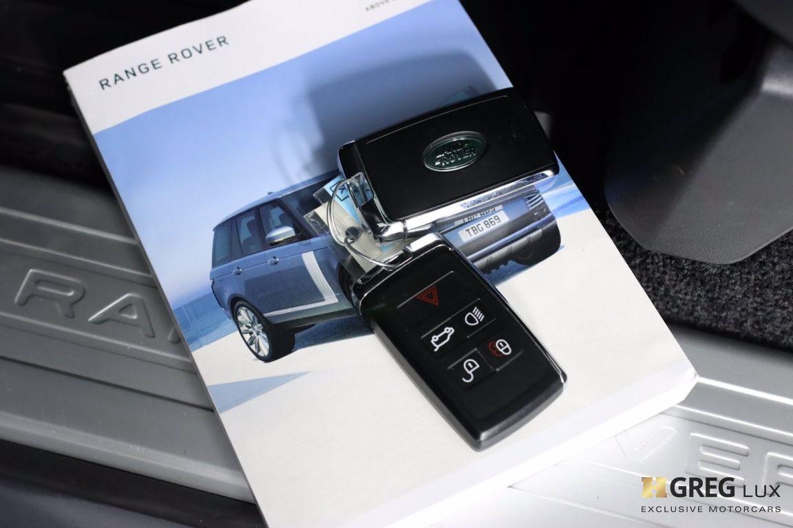 2020 Land Rover Range Rover HSE #56