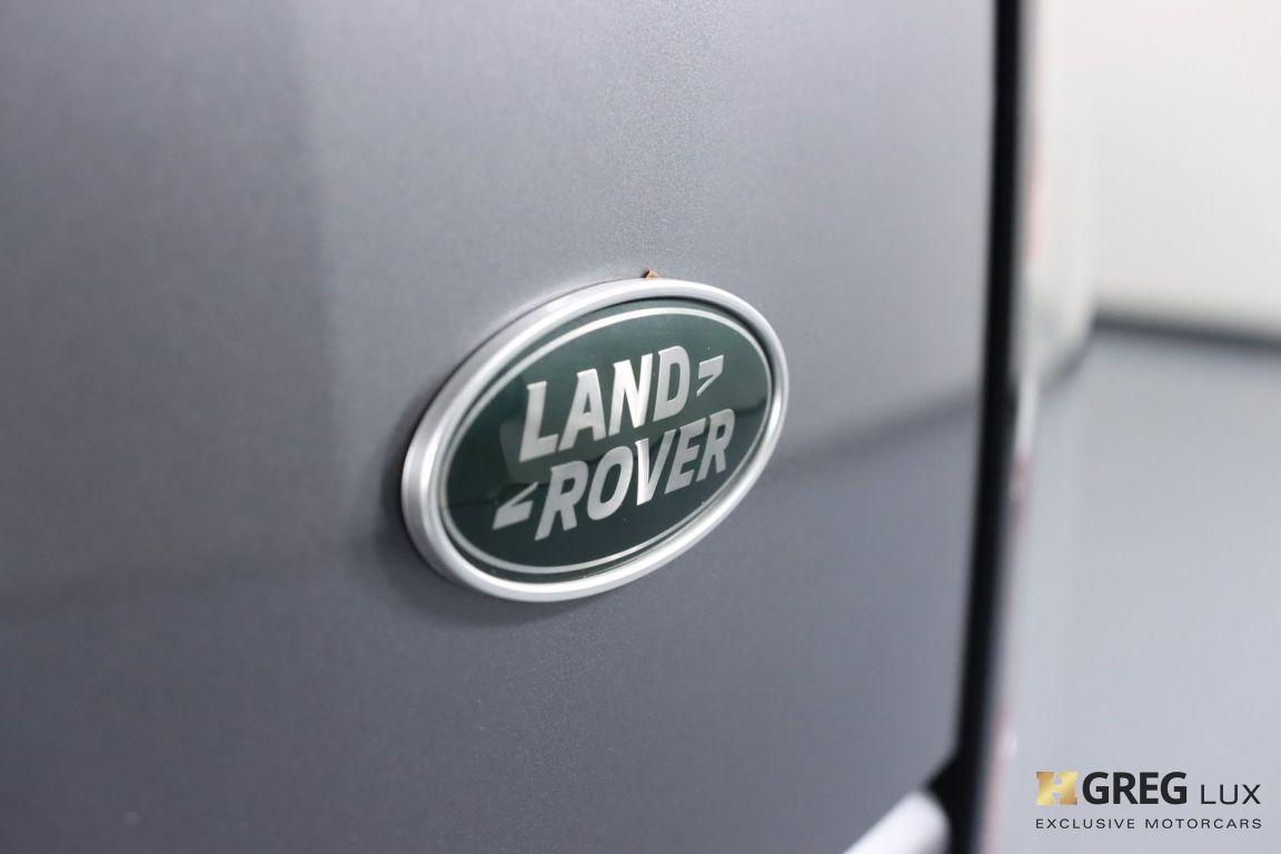 2020 Land Rover Range Rover HSE #23