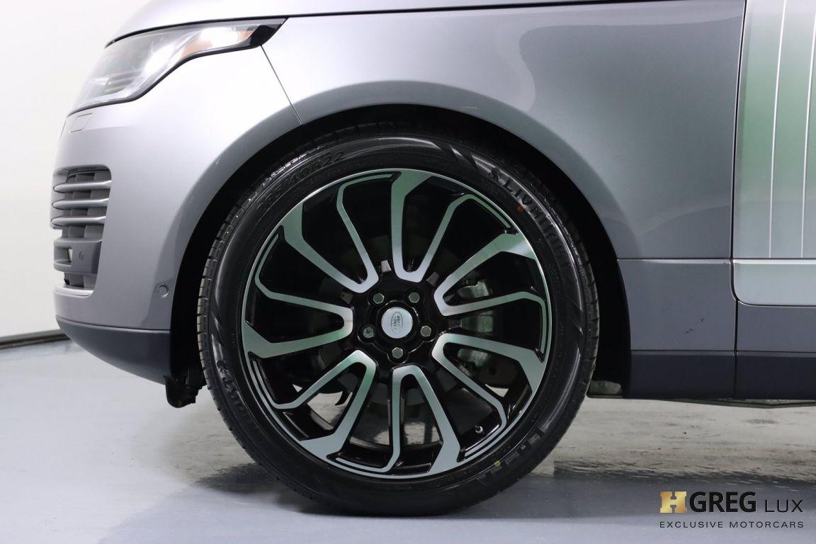 2020 Land Rover Range Rover HSE #26