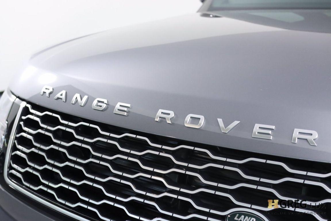 2020 Land Rover Range Rover HSE #7