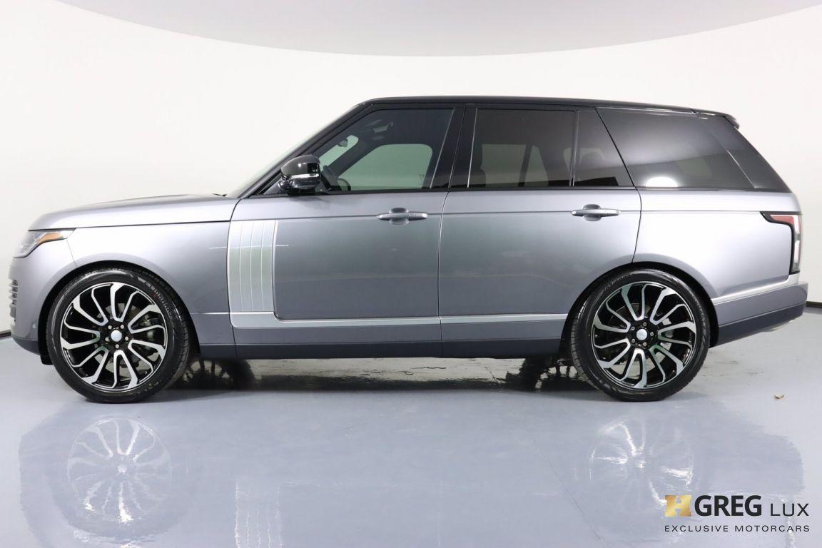 2020 Land Rover Range Rover HSE #25