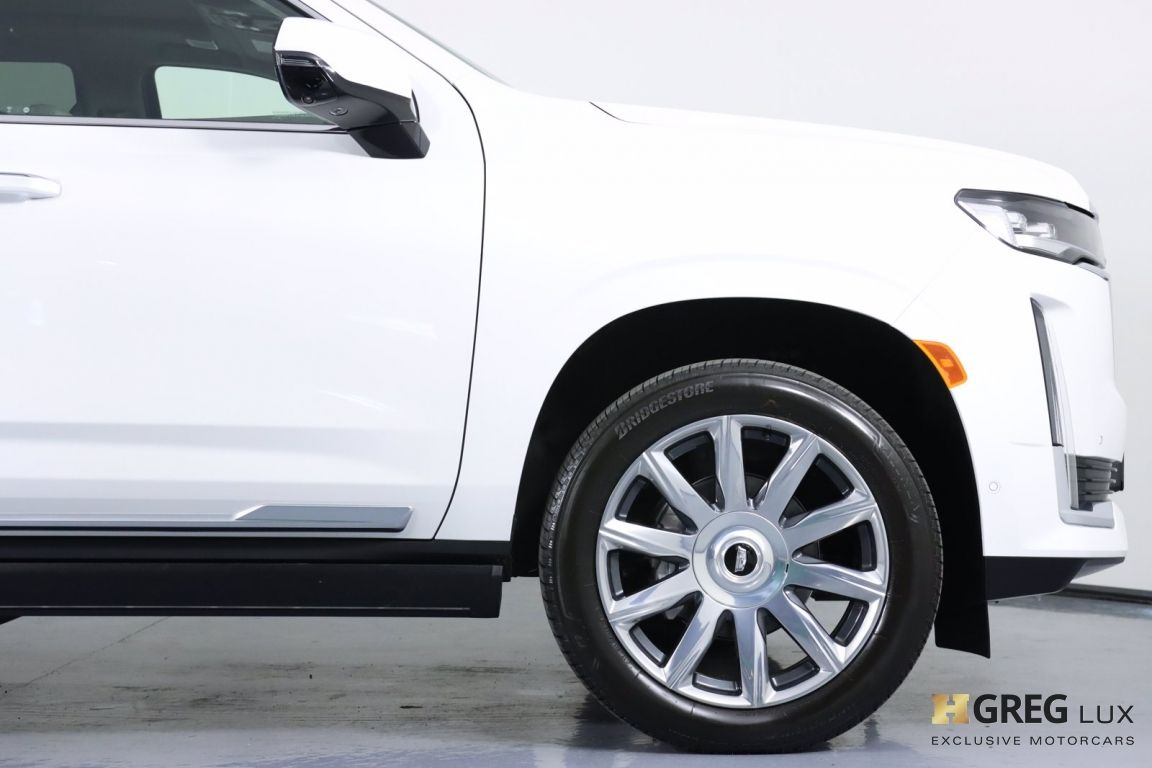2021 Cadillac Escalade Premium Luxury Platinum #11