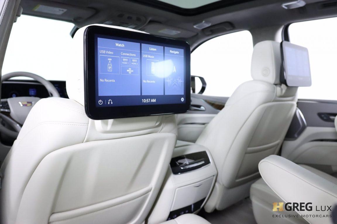 2021 Cadillac Escalade Premium Luxury Platinum #60