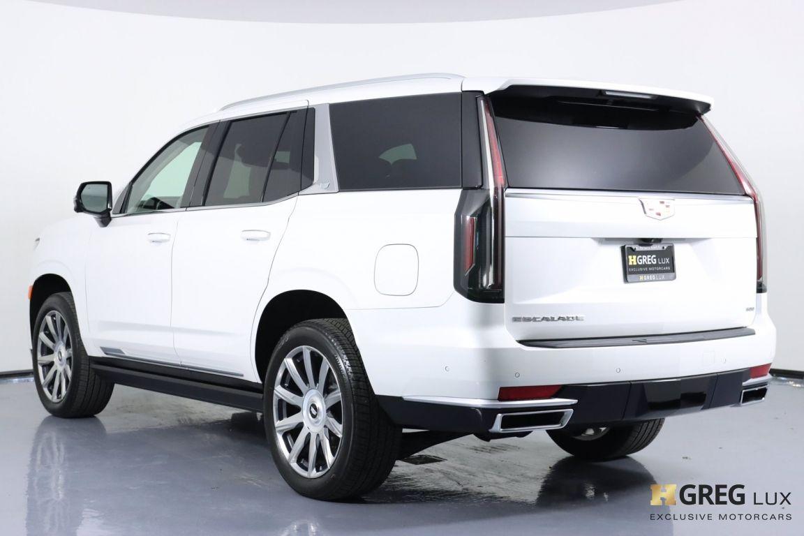 2021 Cadillac Escalade Premium Luxury Platinum #22