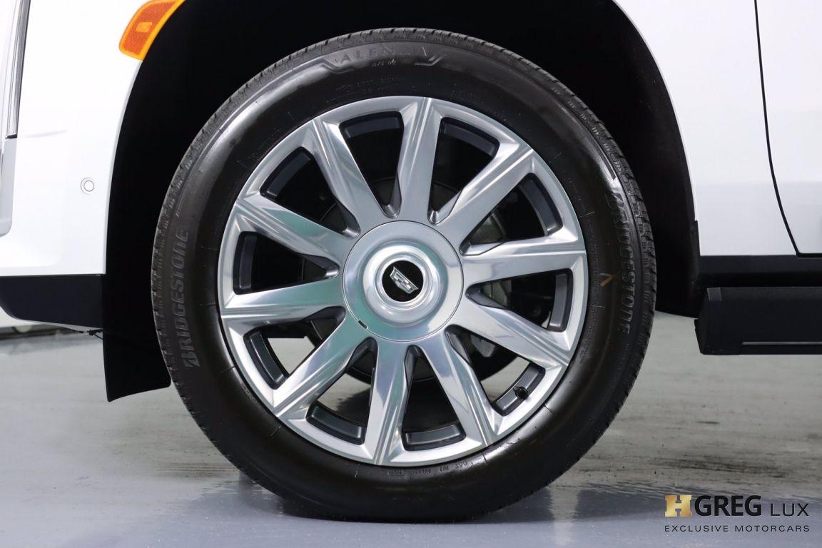2021 Cadillac Escalade Premium Luxury Platinum #24