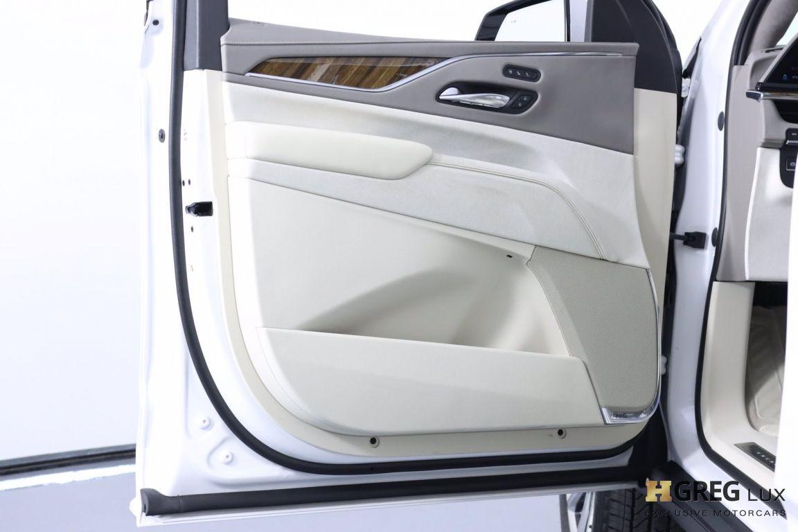 2021 Cadillac Escalade Premium Luxury Platinum #41