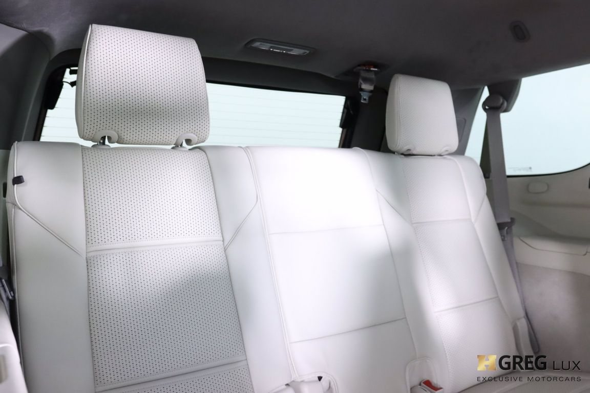2021 Cadillac Escalade Premium Luxury Platinum #39