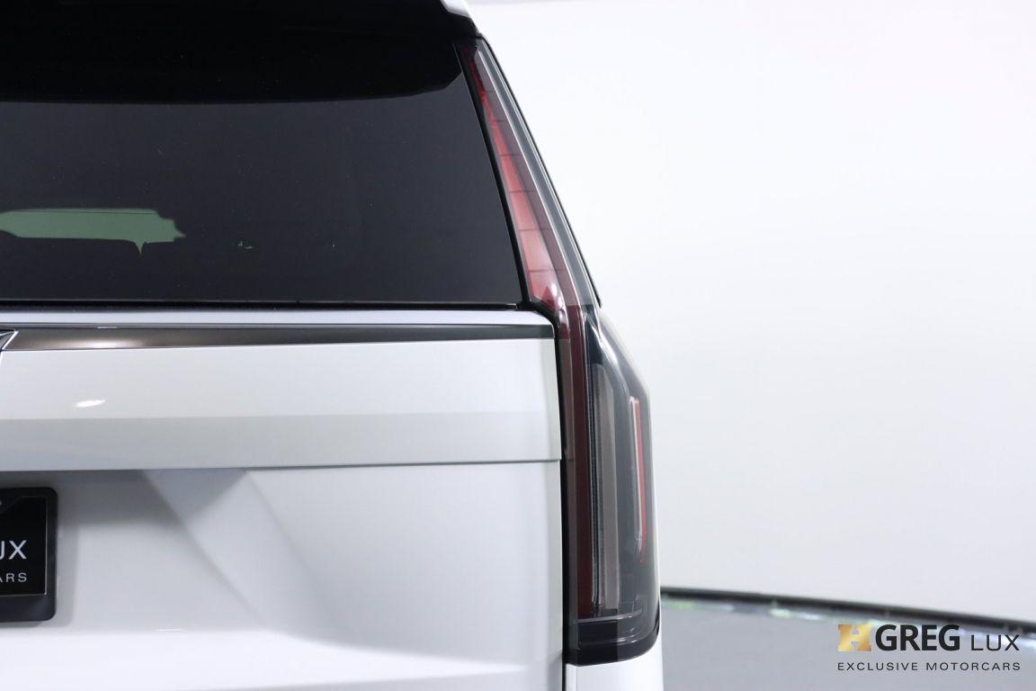 2021 Cadillac Escalade Premium Luxury Platinum #18
