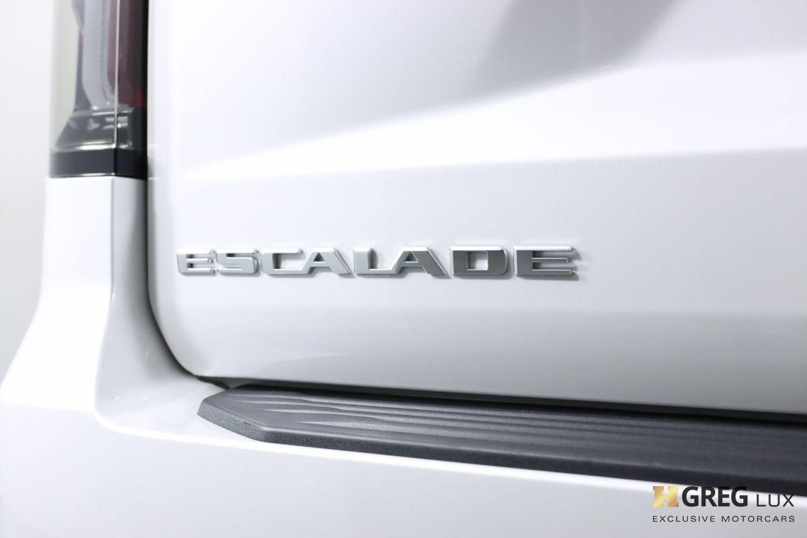 2021 Cadillac Escalade Premium Luxury Platinum #20