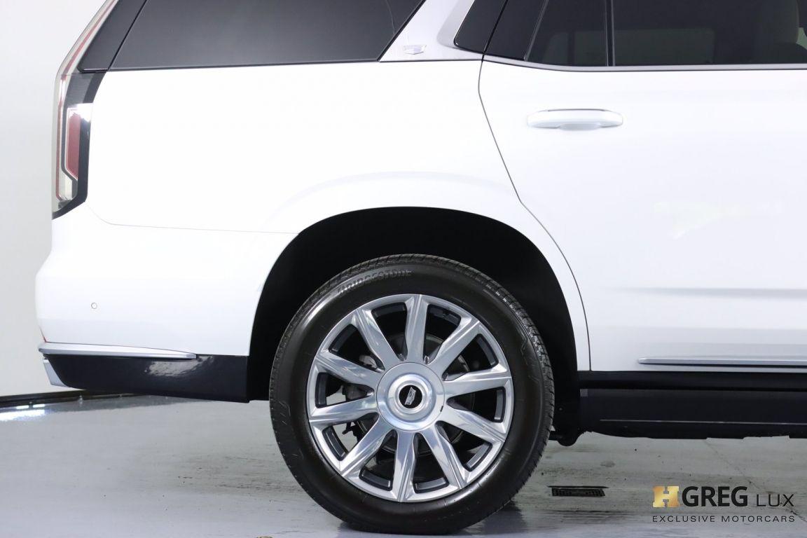 2021 Cadillac Escalade Premium Luxury Platinum #13