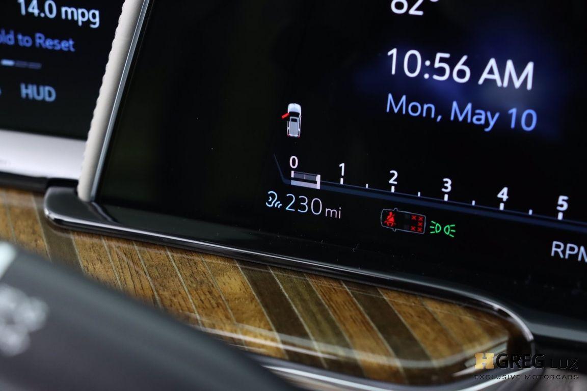 2021 Cadillac Escalade Premium Luxury Platinum #59