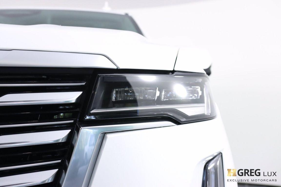 2021 Cadillac Escalade Premium Luxury Platinum #5