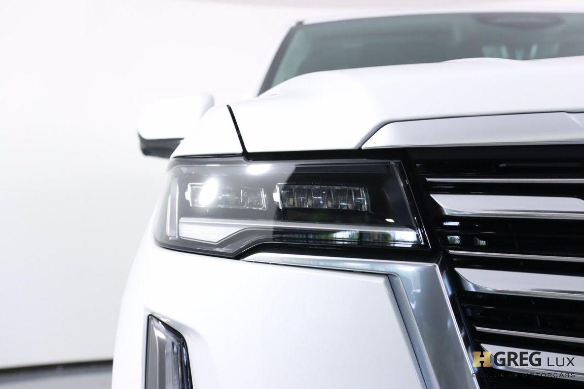 2021 Cadillac Escalade Premium Luxury Platinum #4