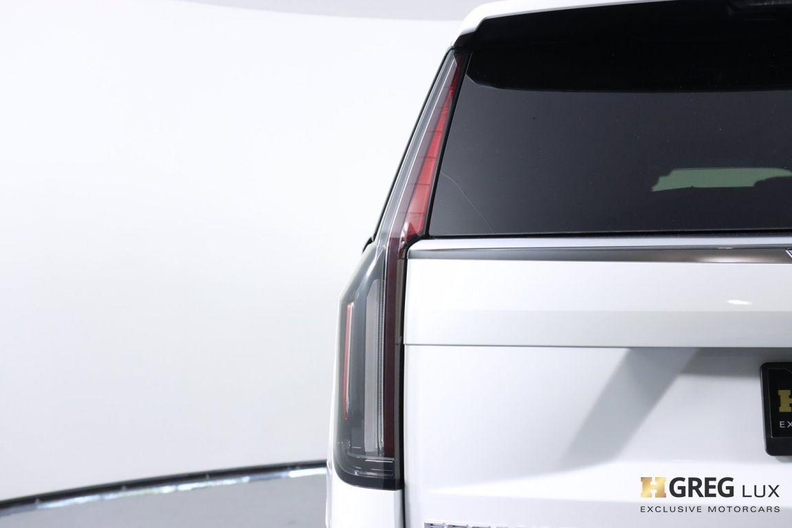 2021 Cadillac Escalade Premium Luxury Platinum #17