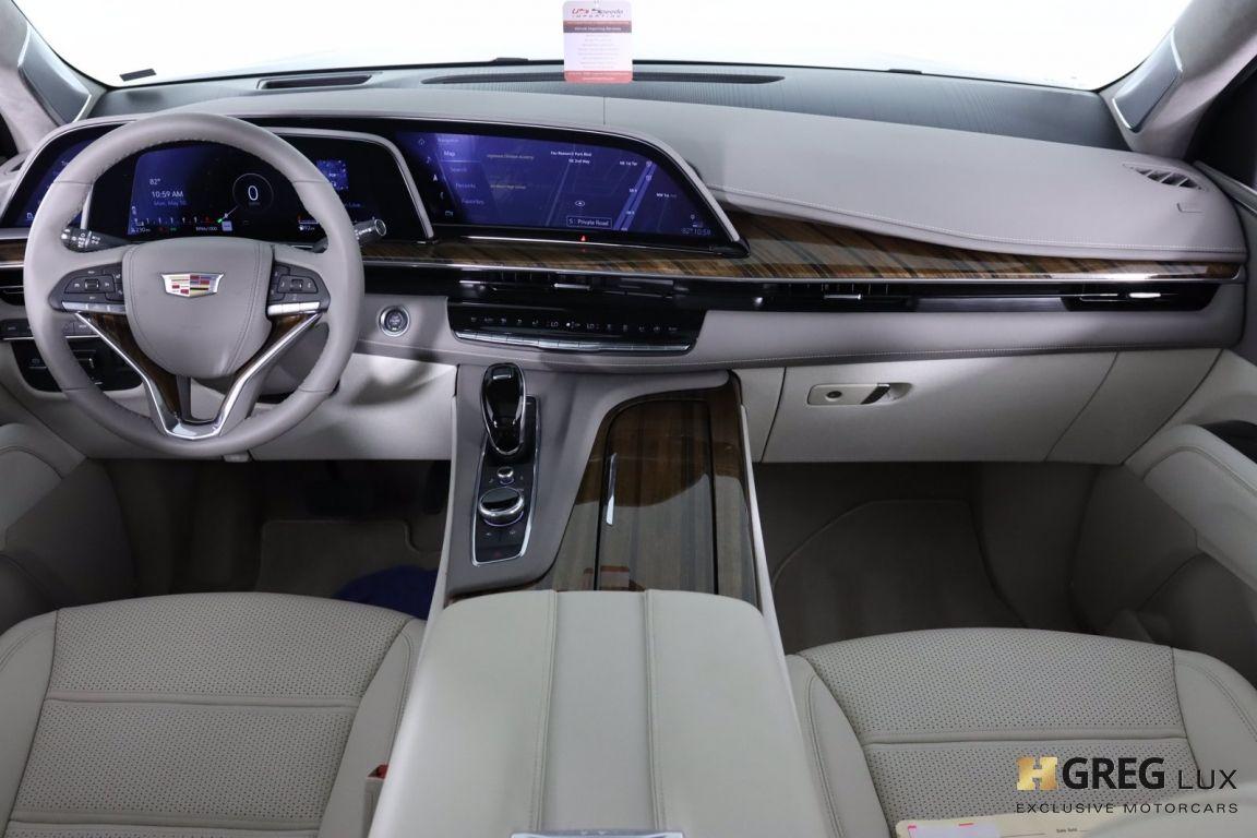 2021 Cadillac Escalade Premium Luxury Platinum #29