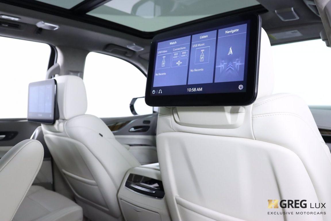 2021 Cadillac Escalade Premium Luxury Platinum #62